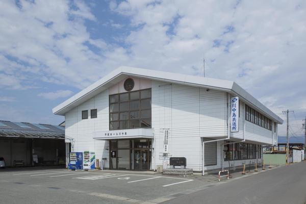 川中島共選所(川中島営農資材センター)