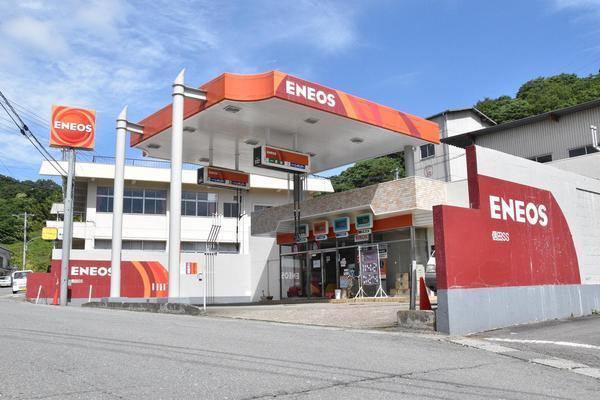 信田給油所